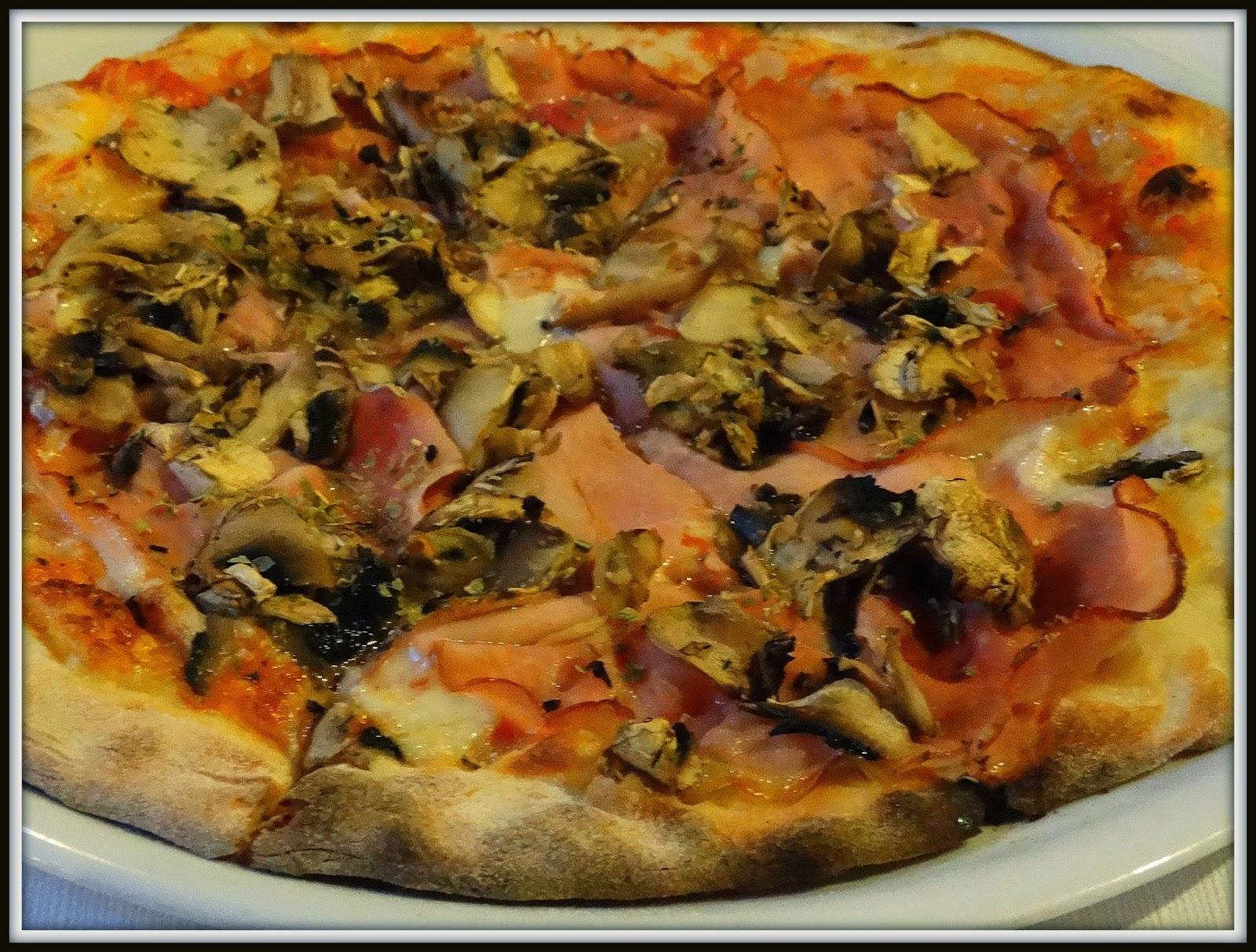 Del Papa, Pizza cariccioza
