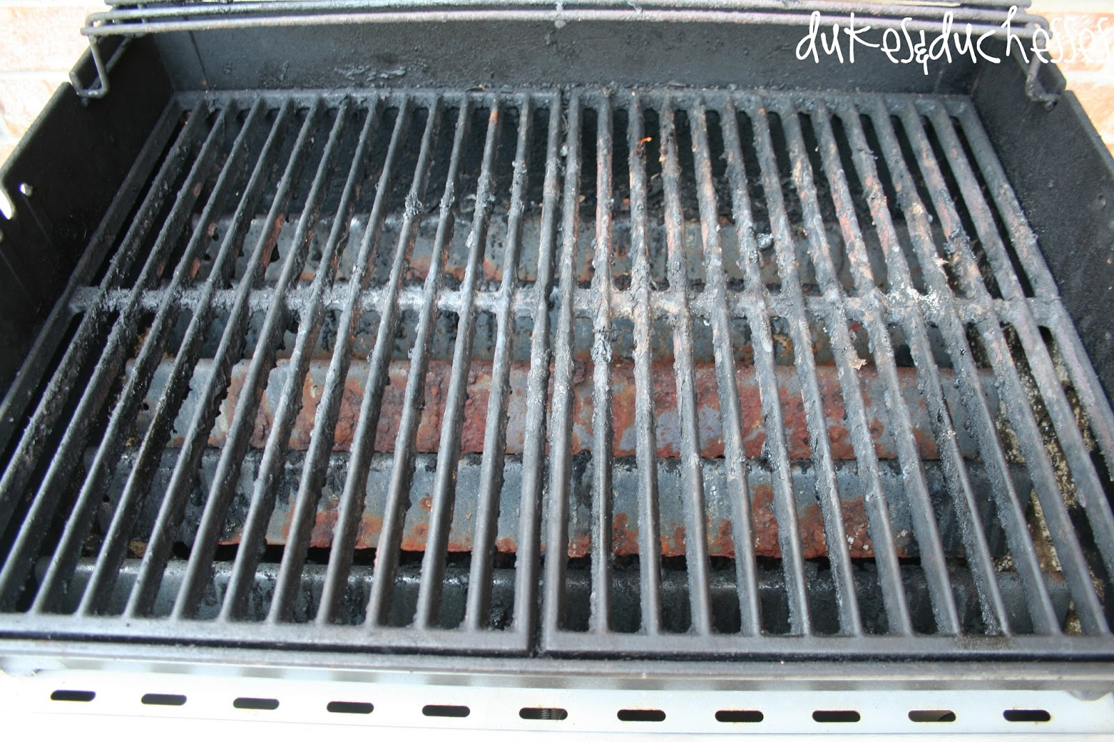 how to clean my grill grates