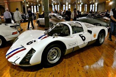 motorclassica 2011 - carerra 6 sportcars appear