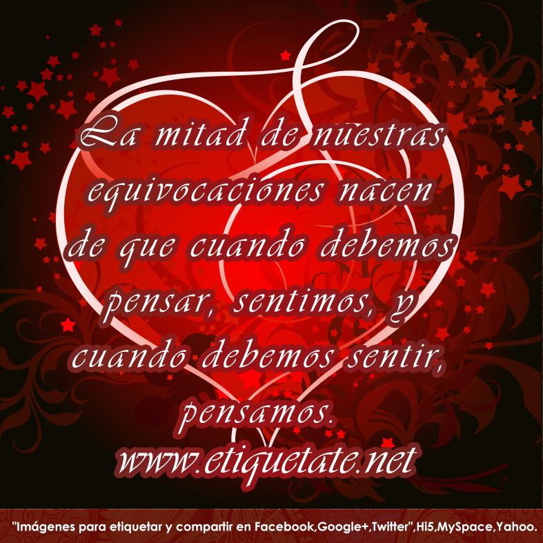 13 Frases de Amor para etiquetar en Facebook 2012 - 2013