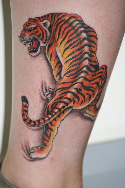 wild tattoos tiger tattoos for men. Black Bedroom Furniture Sets. Home Design Ideas