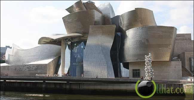 Guggenheim Museum (Bilbao, Spanyol)