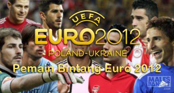 Buat Para Cewek (Yang Gak Doyan Bola): Pemain Bintang di EURO 2012