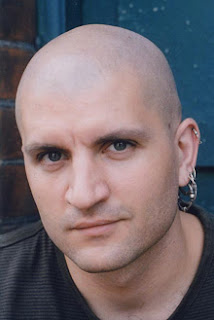 China Mieville author of Railsea