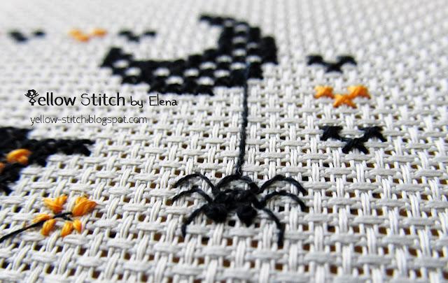 Человек-паук. Схема для вязания и вышивки. Обсуждение на
