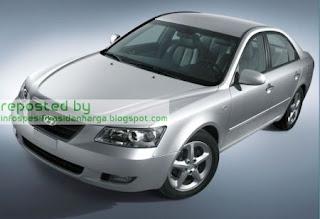 Harga Hyundai Avega Mobil Terbaru 2012