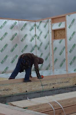 Structural Insulated Panels by RAYCORE - Attaching Bottom Plate