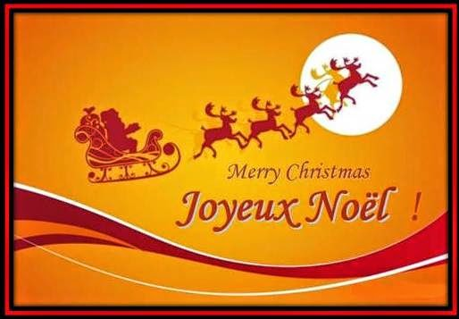 french merry christmas happy new year greetings messages - How To Say Merry Christmas In French
