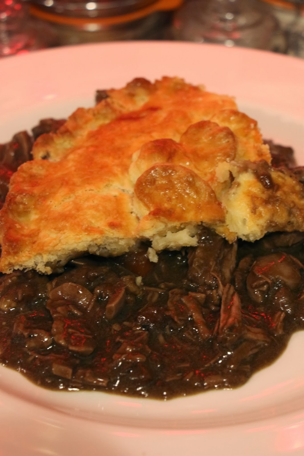 slow cooker chili ii slow cooked steak and guinness pie recipe yummly ...
