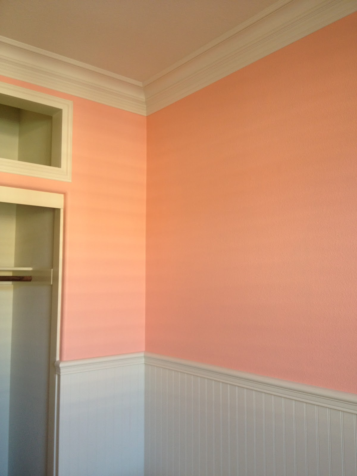 Light peach color paint viewing gallery - How to make peach color paint ...