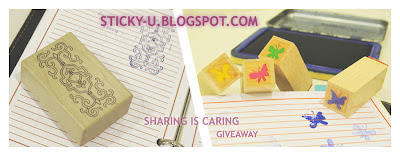 Sharing is Caring Giveaway!