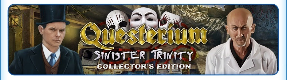Questerium: Sinister Trinity Collector's Edition + Crack