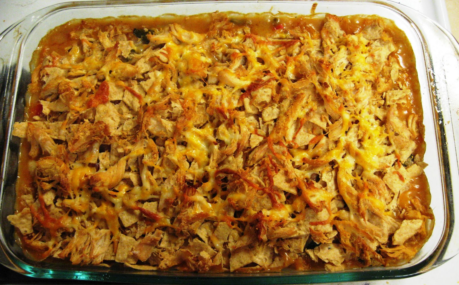 ve seen this King Ranch casserole around a lot. Most that I have ...