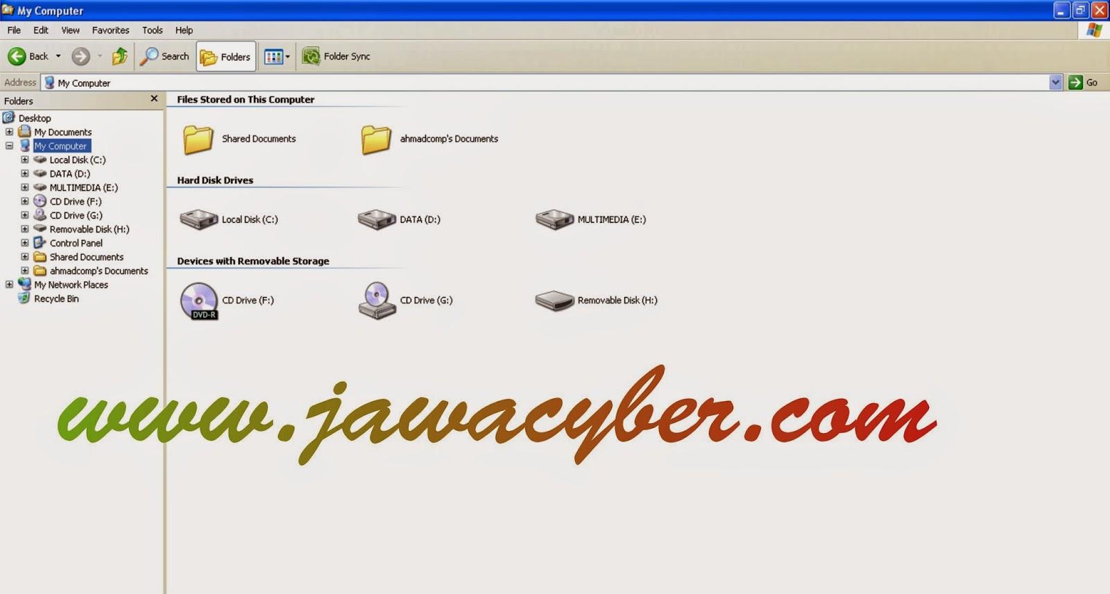 Cara Menyembunyikan Folder Atau File Pada Komputer