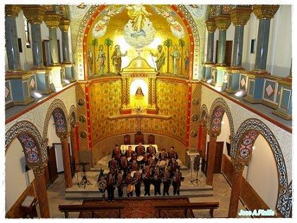 Capilla Superior Ermita Soledad