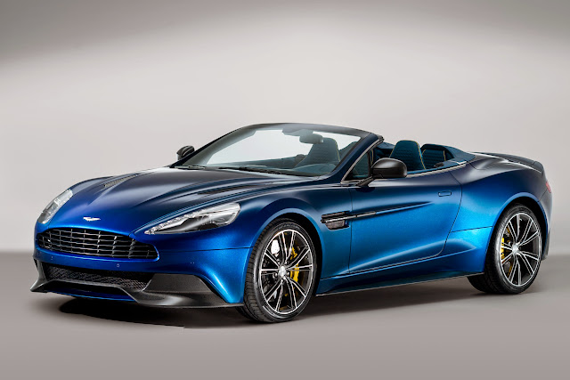 2014 Aston Martin Vanquish Volante: Gaydon Raises the Bar for Car Beauty… Again.