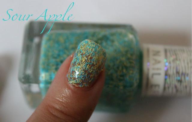 Barry M Confetti Nail Paints