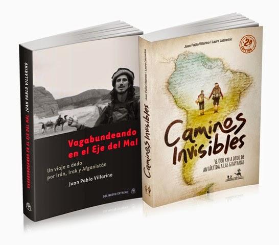 Dos libros que te van a hacer viajar