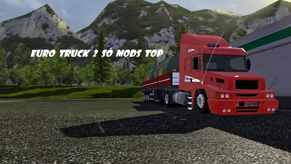 Euro Truck 2 Só Mods Top