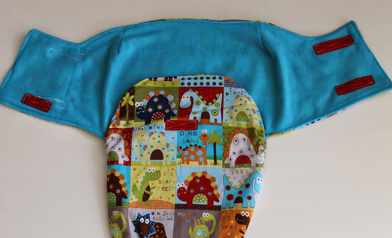 how to make a swaddle