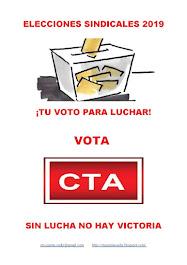 Revista número 4, Elecciones Sindicales en la Consejería de Agricultura, Ganadería, Pesca y Desarro