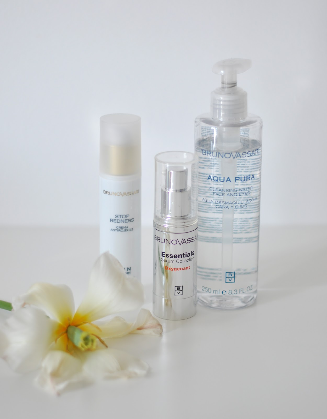 beauty products Bruno Vassari