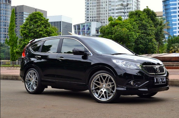 Modifikasi Mobil Crv : Tangguh Di Segala Medan  Mobil Modifikasi 2017