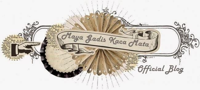 Maya Gadis Kaca Mata