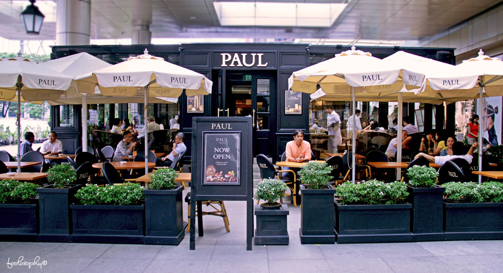 Paul Bakery Patisserie Indonesia F O O L O S O P H Y Jakarta