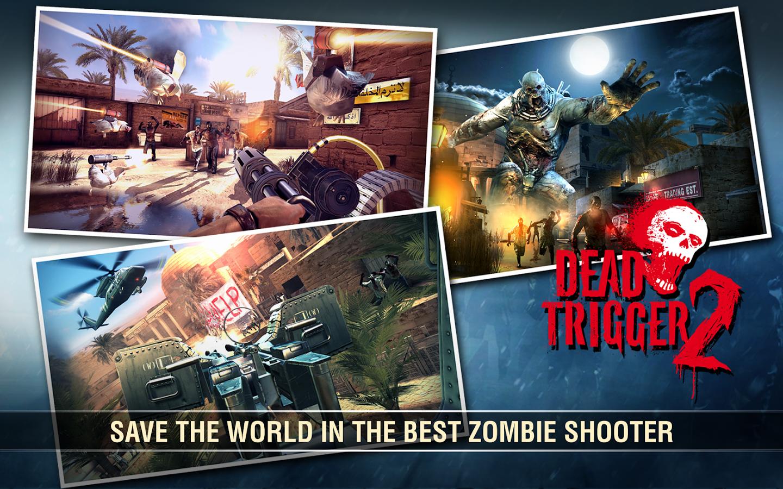Dead Trigger 2 V0.06.0 Full Apk