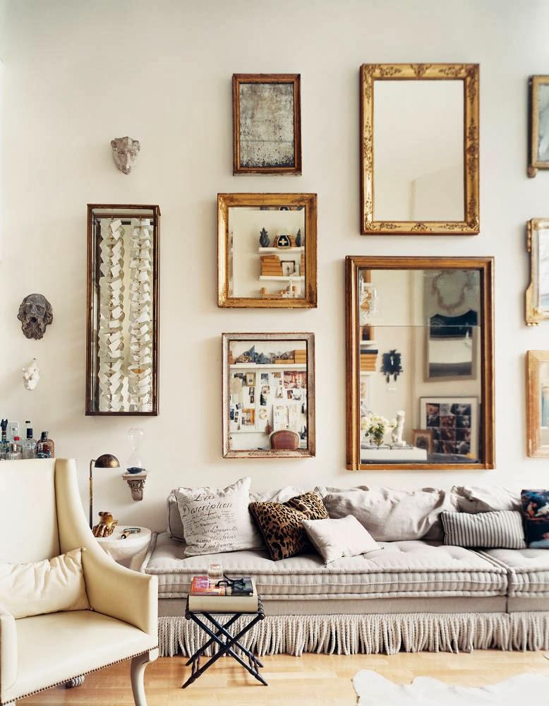 mirror displays/lulu klein