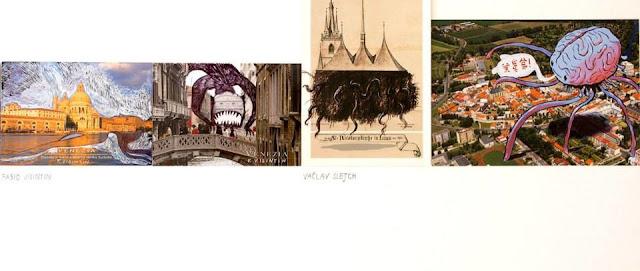 Archivio dei paesaggi immaginari in mostra a trento for Orari apertura negozi trento