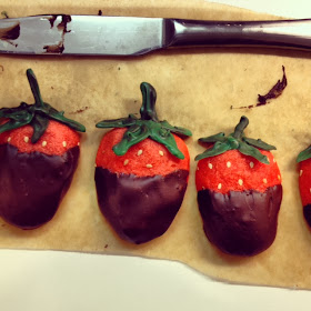 Can You Freeze Chocolate Covered Strawberries Overnight