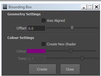 TRICK / Bounding Box & Replace Objects | Maya Spiral