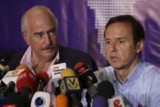 VENEZUELA Esperan poder visitar asimismo a Leopoldo López y Daniel Ceballos