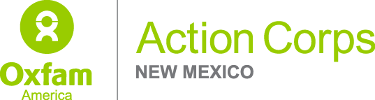 New Mexico Oxfam Action Corps