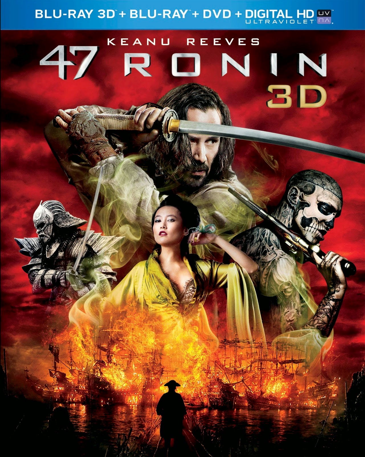 WIN a 47 Ronin movie via iTunes code!