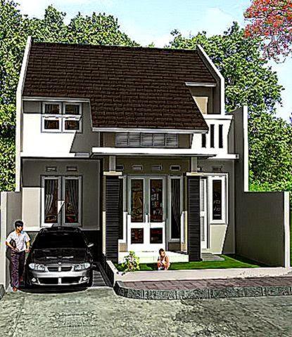 Foto Rumah Minimalis Terbaru 2015 Desain InteriorampEksterior