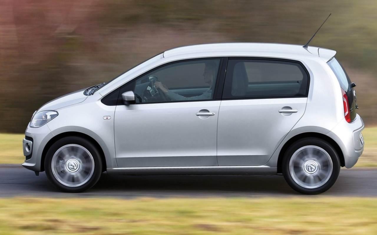 Volkswagen up!: design de qualidade