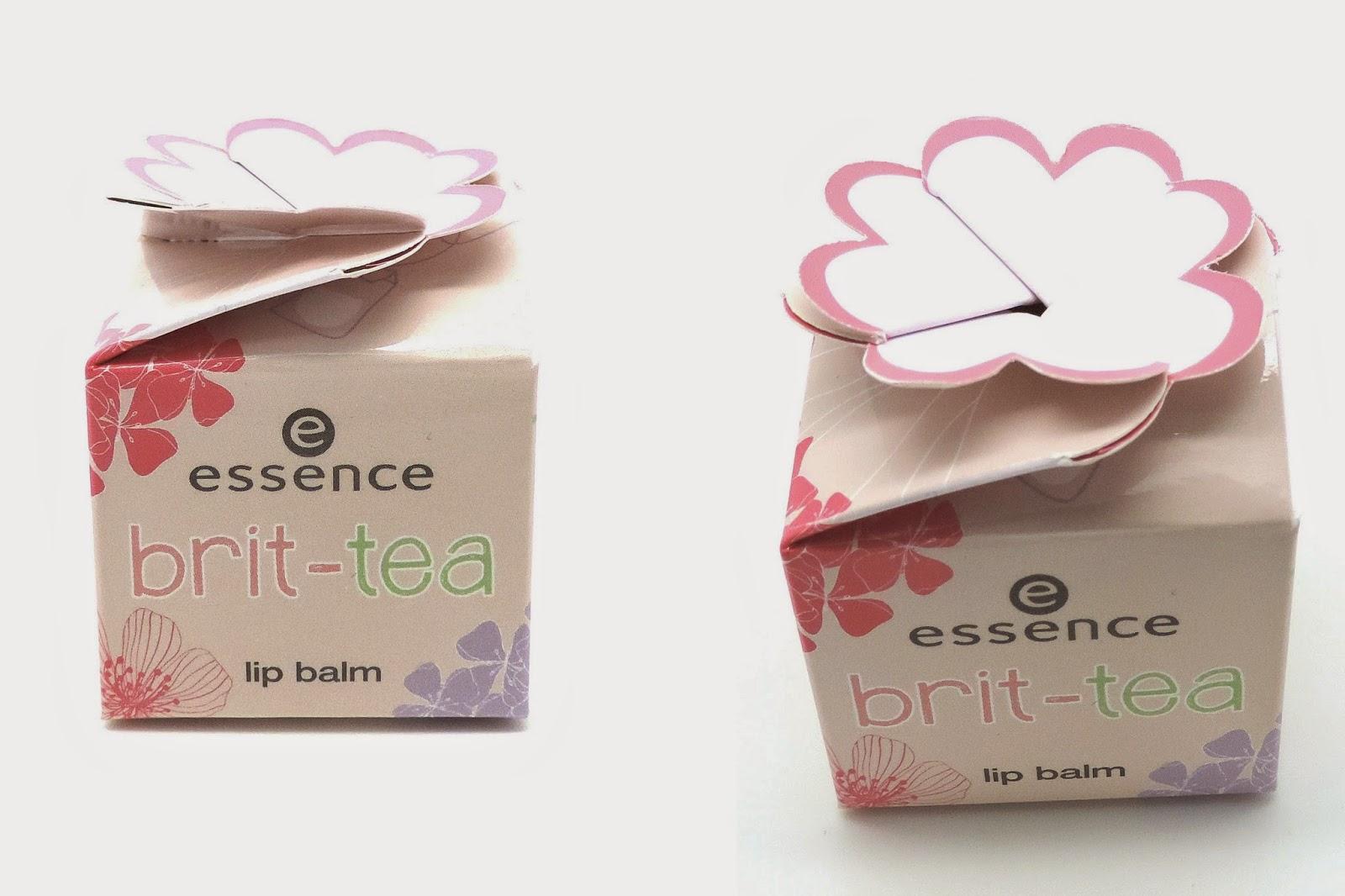 Liana Laurie ♥♪♫: Essence Brit-Tea - Lip Balm (Lippenpflege in ...