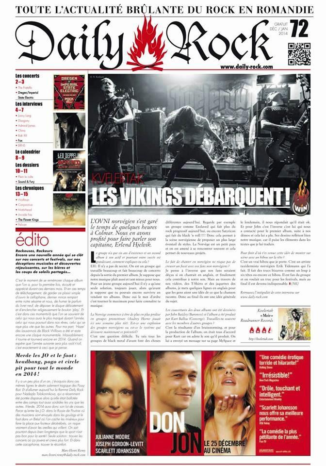 Magazine n° 72