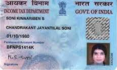 Documents required for applying for new pan card