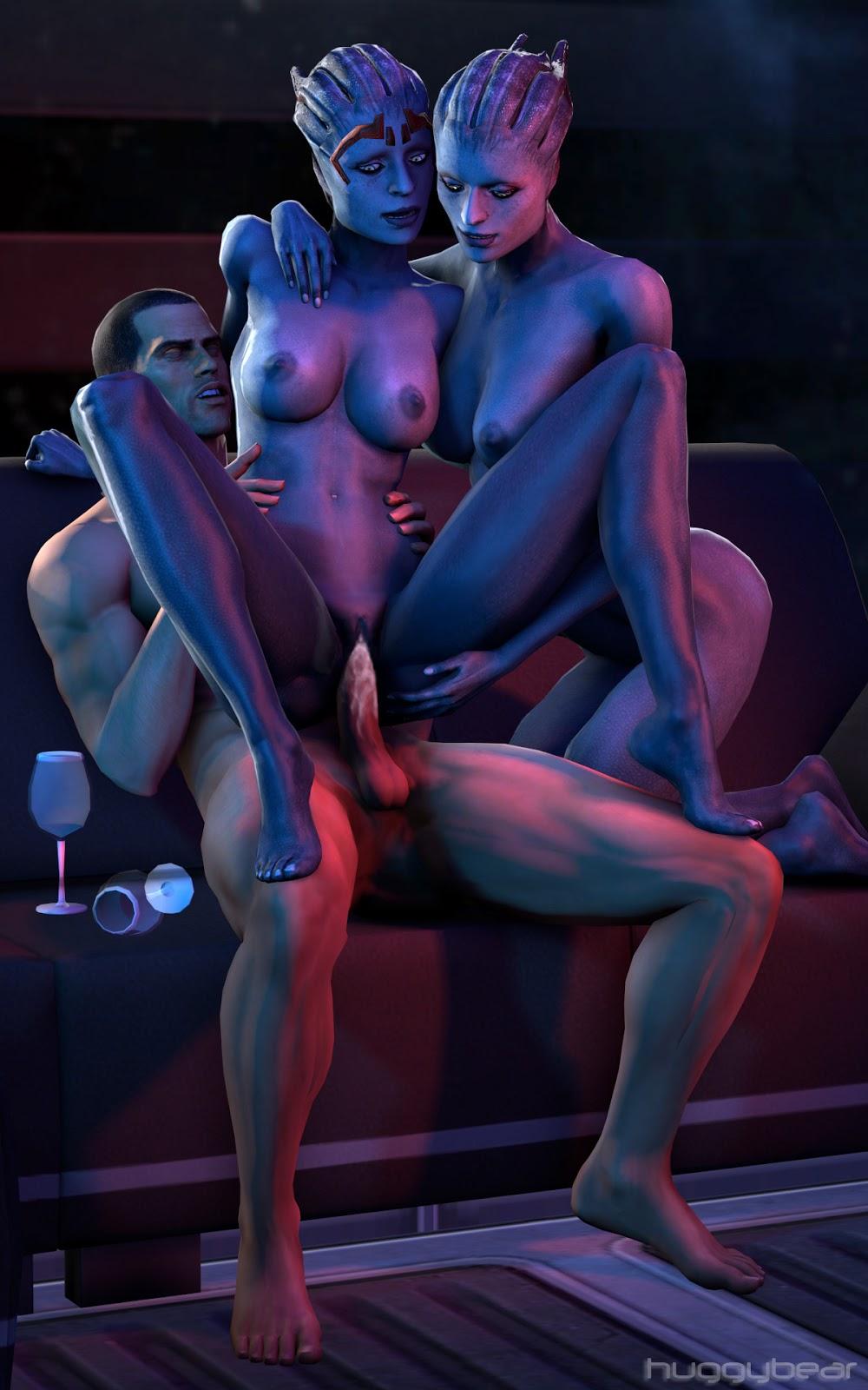 Image porno mass effect erotic pics