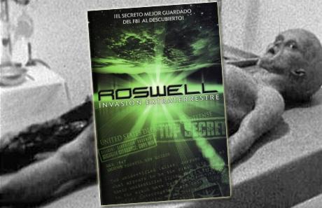 Roswell Invasión Extraterrestre