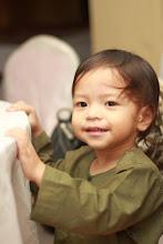 22 Months old Lil Irfan Ahmad