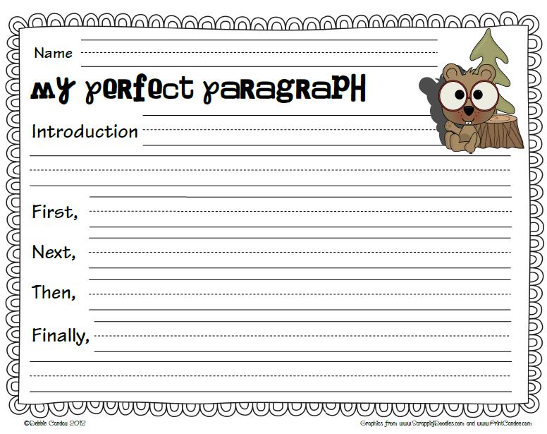 how to write the perfect twaeq paragrah