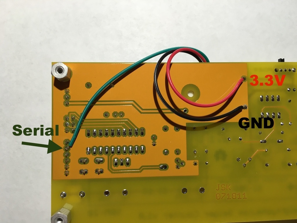 The Sync Channel Blog January 2016 Schematics And Layout Mightyohm Wiring On Back Of Geiger Counter Board Pretty Simple