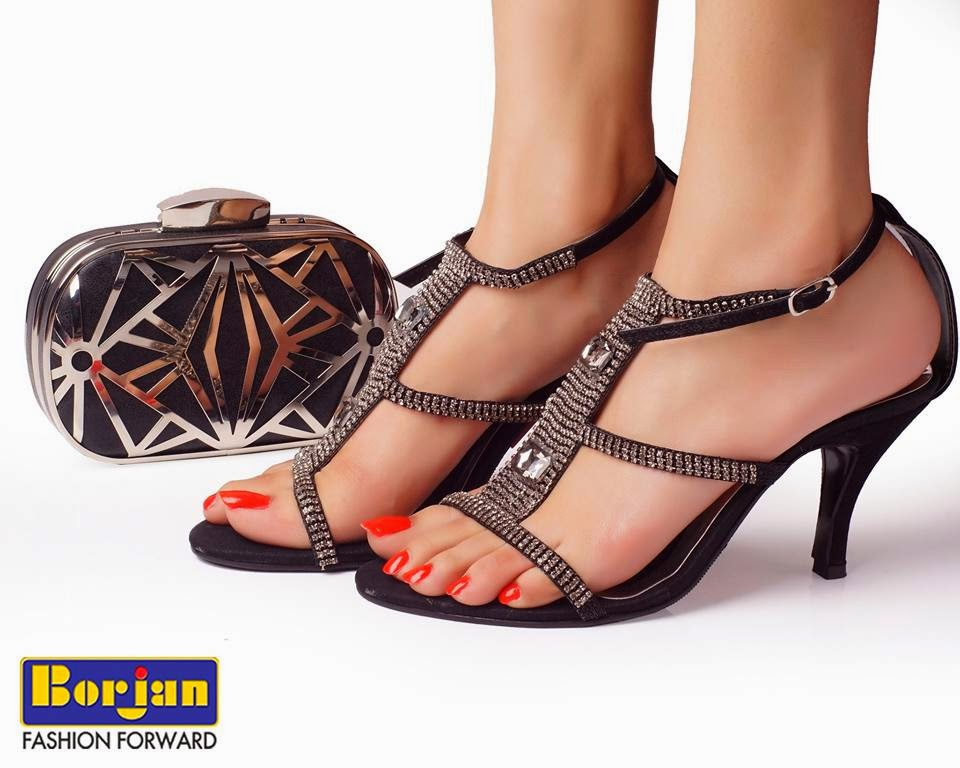 New Servis Women Sandals And Slippers Footwear Collection Pakistan Model
