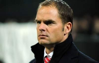 What will Frank de Boer bring Tottenham