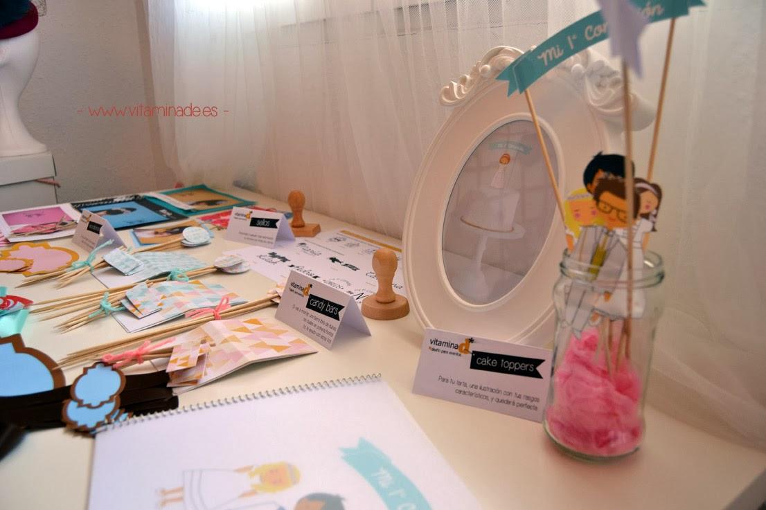 pop up vitamina d* 1º showroom  comuniones